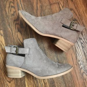 Shoes - 🌿 Cut-out booties